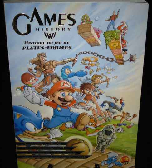 Games History # 4 / Mag. Revue / Neuf !!!