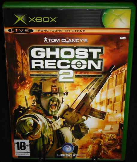 Ghost Recon 2 / Xbox / Complet / Fr.