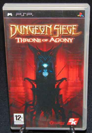 Dungeon Siege: Throne of Agony / PSP / Complet / Fr.