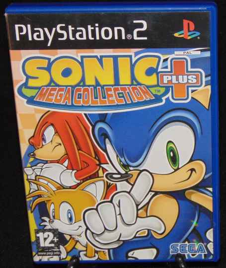 Sonic Mega Collection Plus / PS2 / Complet / Fr.