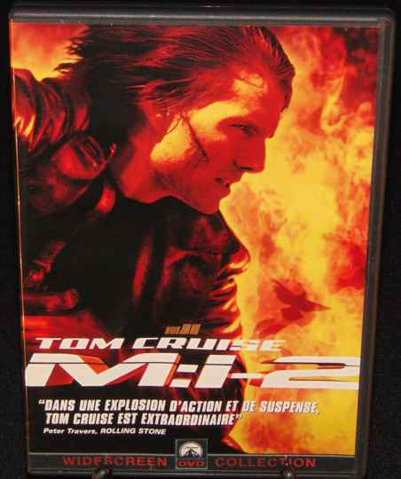 Mission: Impossible 2 / DVD Film