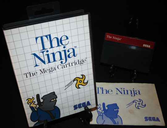The Ninja / SMS / Complet