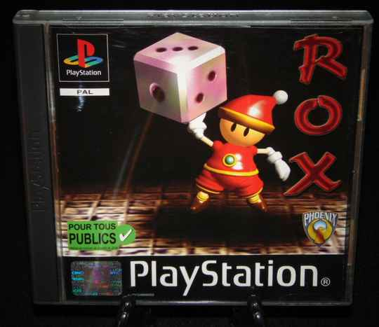 ROX / PS1 / Complet / Fr. TTBE!!
