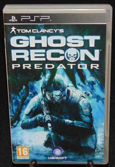 Tom Clancy's Ghost Recon Predator / PSP / Complet / Fr.