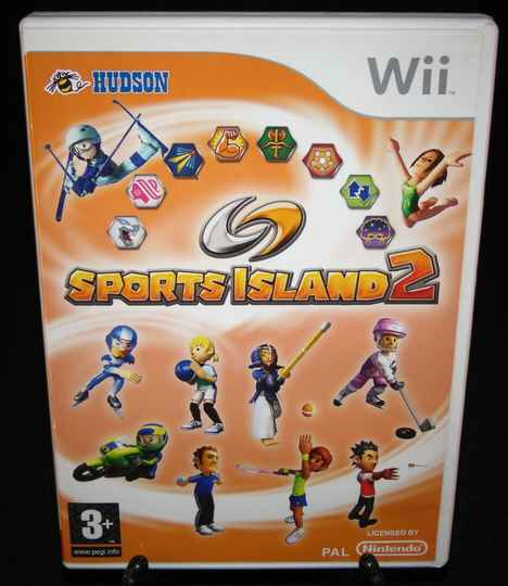 Sports Island 2 / WII / Complet