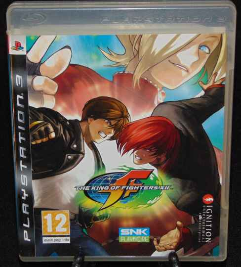 The King of Fighters XII 12 / PS3 / Complet / Fr.