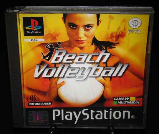 Beach VolleyBall / PS1 / Complet / Fr.