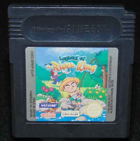 Legend of the River King 2 / EUR. / GB