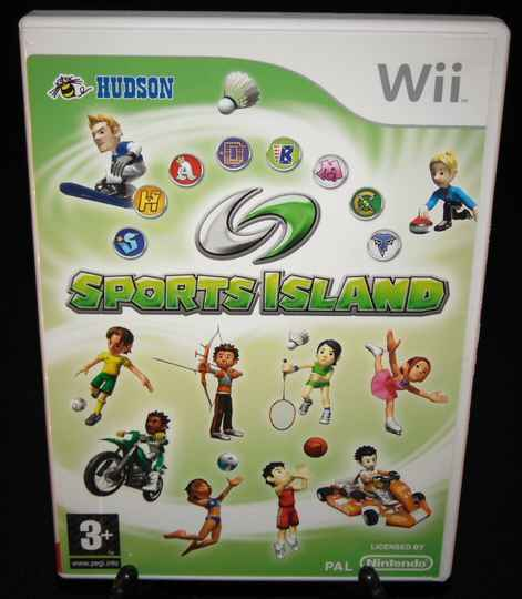 Sports Island / WII / Complet