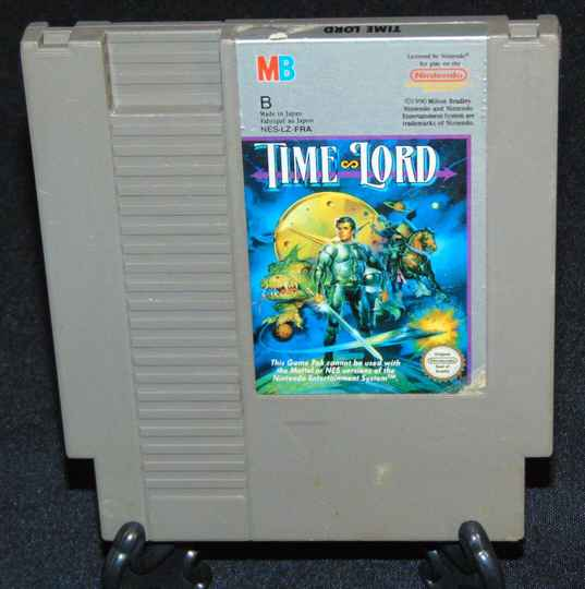 Time Lord / FRA. / NES