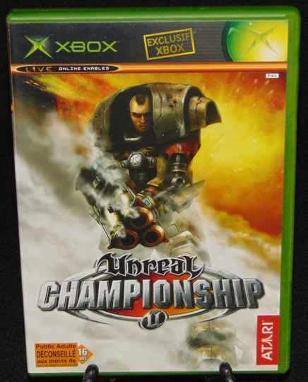 Unreal Championship / Xbox / Complet / Fr.