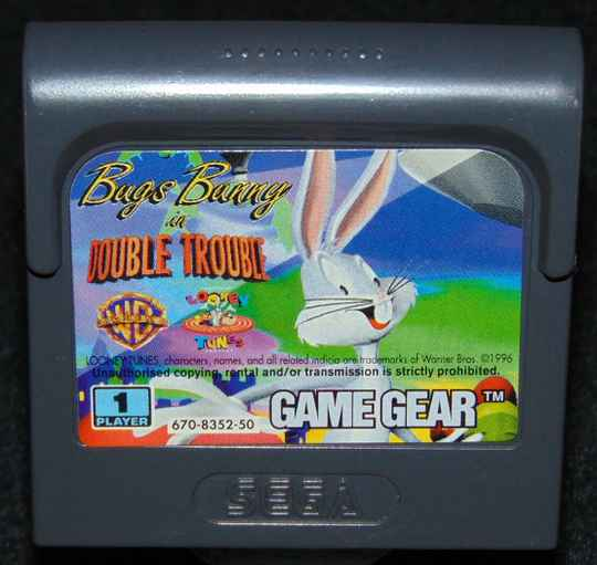 Bugs Bunny in Double Trouble / Pal. / GG