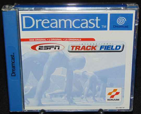 International Track & Field / SDC / Complet