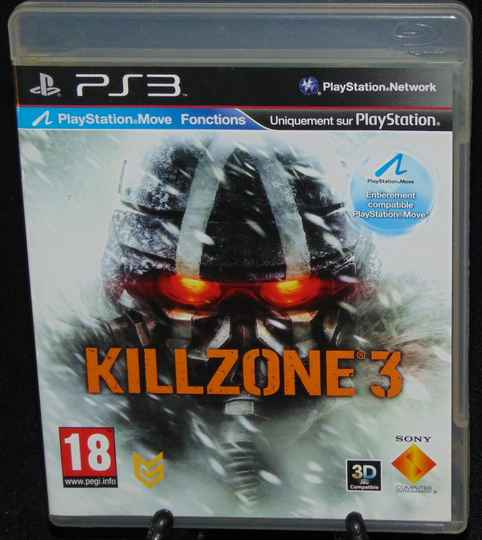 Killzone 3 / PS3 / Complet / Fr.