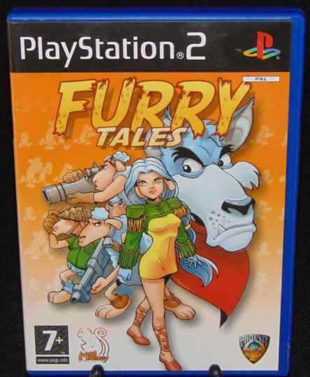 Furry Tales / PS2 / Complet / Fr.