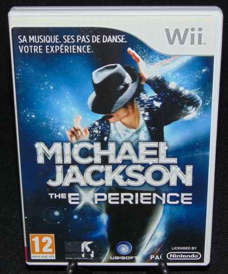 Michael Jackson The Experience / WII / Complet