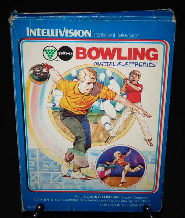 Bowling / Intellivision / Complet Fr.