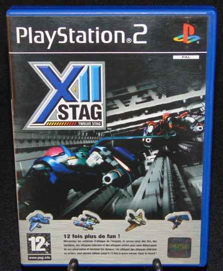 XII Stag / PS2 / Complet / Fr.