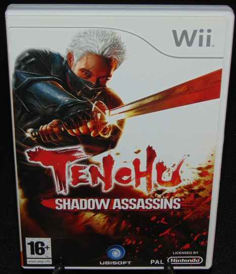 Tenchu Shadow Assassins / WII / Complet