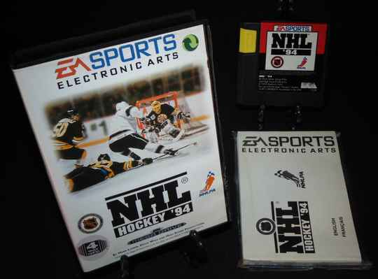 NHL Hockey '94 / SMD / Complet