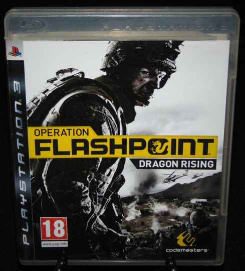 Operation Flashpoint / PS3 / Complet / Fr.