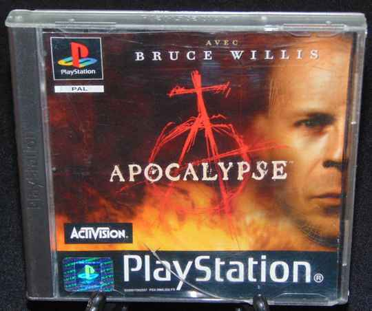 Apocalypse / PS1 / Complet / Fr.