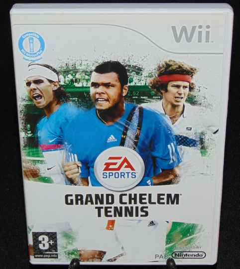 Grand Chelem Tennis / WII / Complet