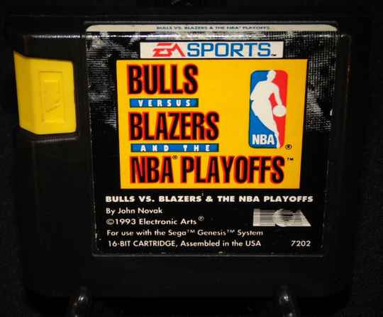 Bulls vs Blazers and the NBA Playoffs / SMD / En Loose