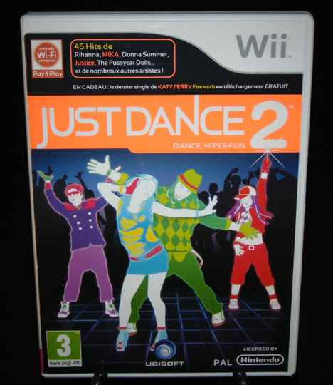 Just Dance 2 / WII / Complet