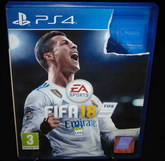 FIFA 18 / PS4 / Complet / Fr.