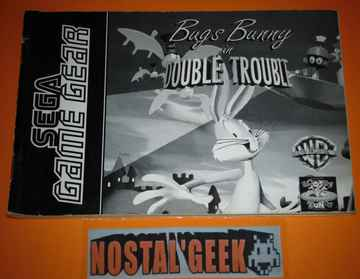 Bugs Bunny in Double Trouble / Notice GG / Pal.