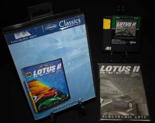 Lotus II R.E.C.S / SMD / Complet