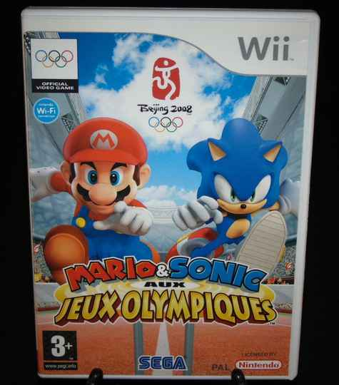 Mario & Sonic aux Jeux Olympiques / WII / Complet