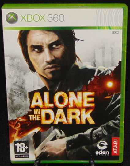Alone in the Dark / Xbox 360 / Complet / Fr. / MINT!