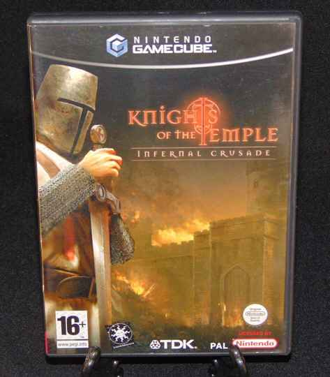 Knights of the Temple Infernal Crusade / GC / Complet