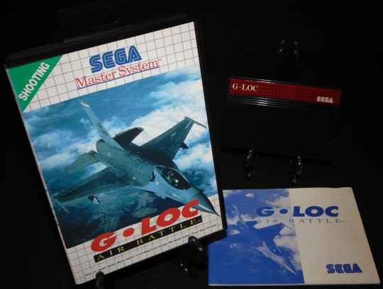 G.Loc Air Battle / SMS / Complet TBE!
