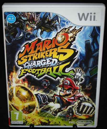 Mario Strikers Charged Football / WII / Complet