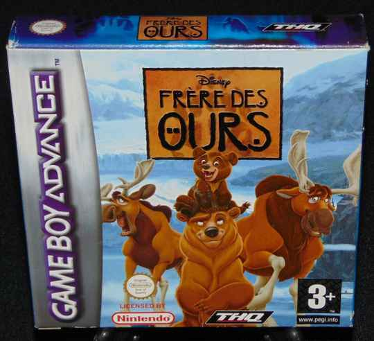 Frère des Ours / FRA. / GBA