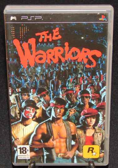 The Warriors / PSP / Complet / Fr.