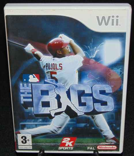 The Bigs / WII / Complet