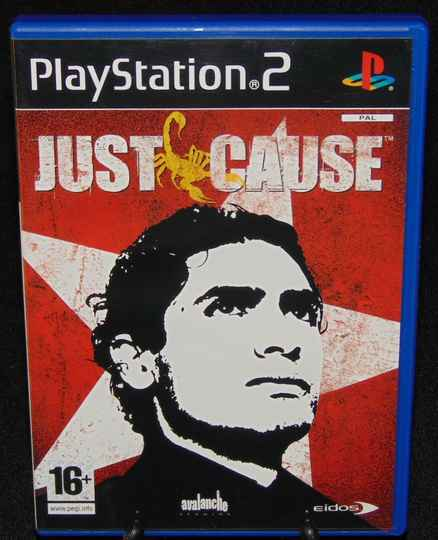 Just Cause / PS2 / Complet / Fr.