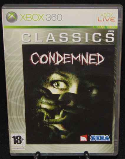 Condemned / Xbox 360 / Complet / Fr.