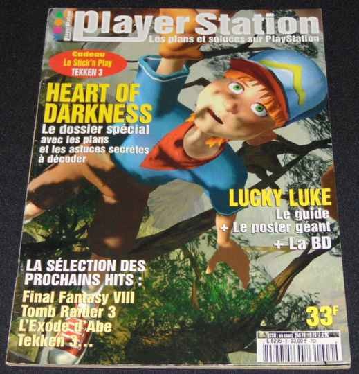 Player Station / N° 2 / Mag. Revue
