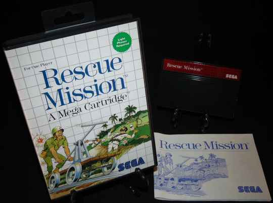 Rescue Mission / SMS / Complet TTBE!