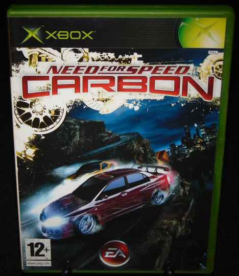 Need for Speed Carbon / Xbox / Complet / Fr.