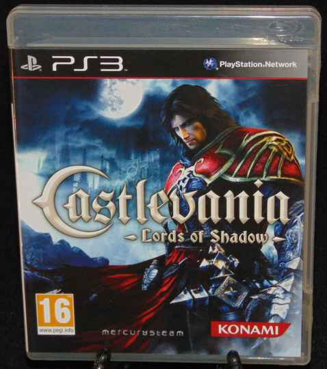 Castlevania Lords of Shadow / PS3 / Complet / Fr.