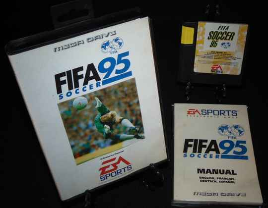 FIFA Soccer 95 / SMD / Complet