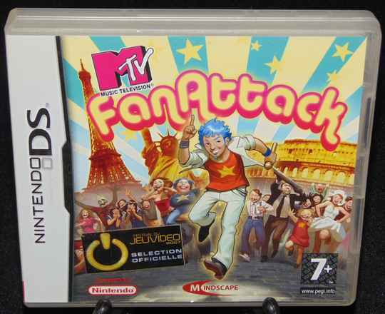 MTV Fan Attack / DS / Complet