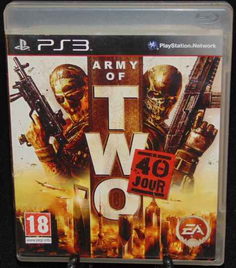 Army of TWO / PS3 / Complet / Fr.