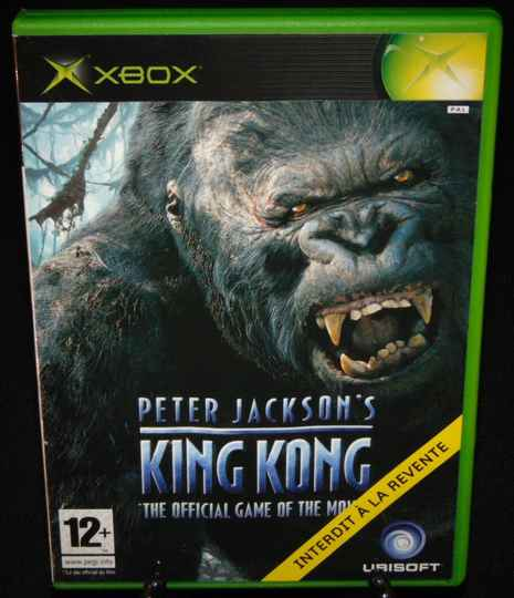 Peter Jackson's King Kong / Xbox / Complet / Fr.